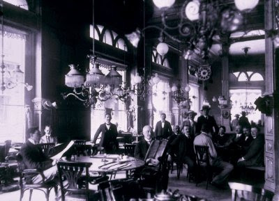 """Image result for coffee house budapest 1905"""""""